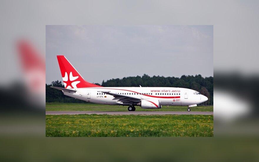 """Dėl """"Star1 Airlines"""" Civilinės aviacijos administracijoje bus atliekamas auditas"""