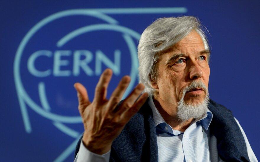 Rolf-Dieter Heuer