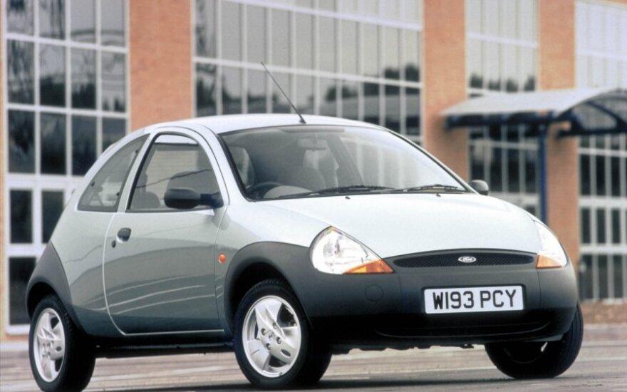 Ford Ka (2000 m.)