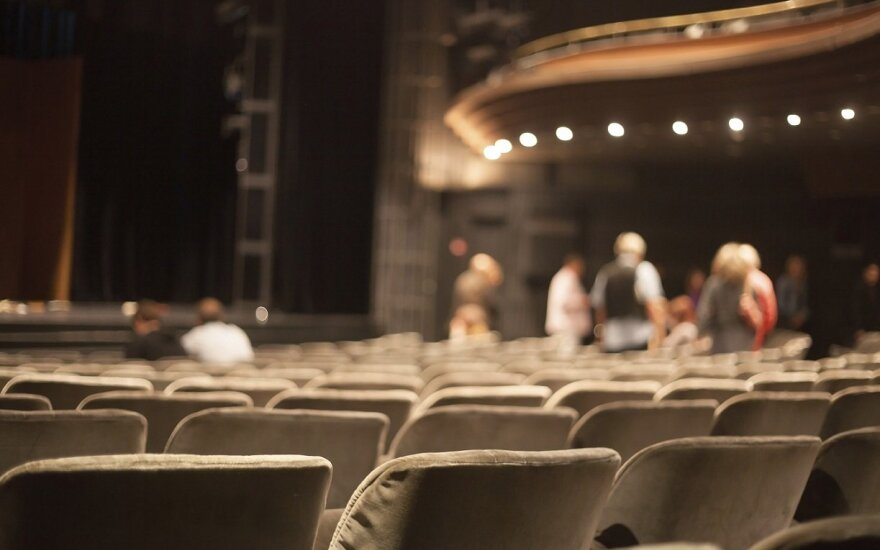 Teatras / Asociatyvi nuotrauka