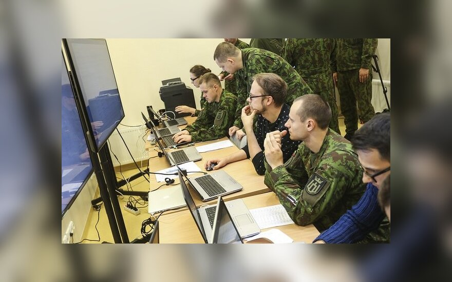 Cyber rapid response teams developed by Lithuania began their work