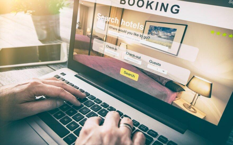 Ką daryti, kad internetu įsigyta kelionė neapkarstų