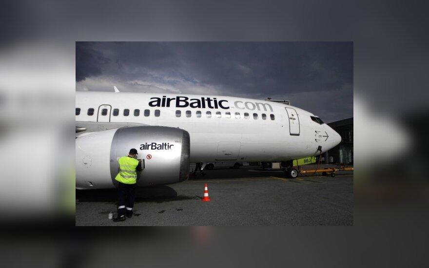 """Vienas """"Megrame"""" savininkų apie """"airBaltic"""": tokio įžūlumo dar nesu matęs"""