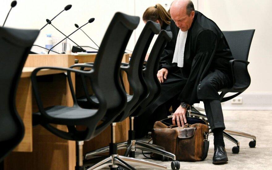 MH17 tragedijos teismas Nyderlanduose