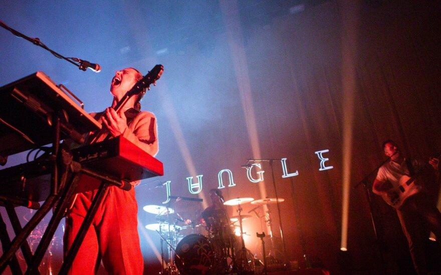 """Energija trykštantis """"Jungle"""" pasirodymas privertė aikčioti klausytojus: viena už kitą geresnės dainos"""