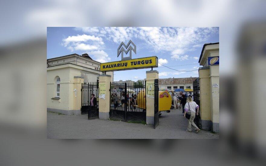 Patvirtinti nauji mokesčiai Vilniaus turgaviečių prekeiviams