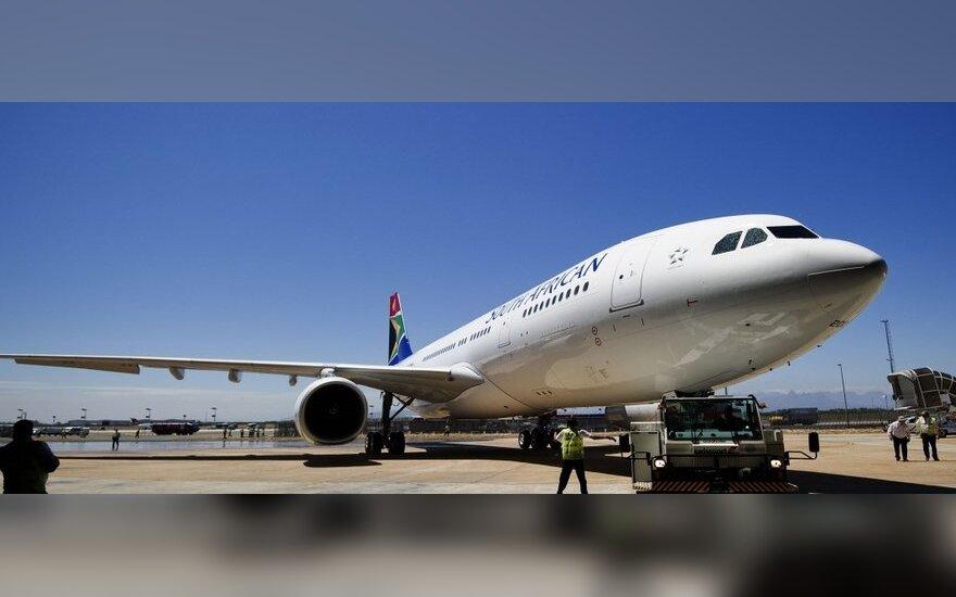"""""""Airbus"""" planuoja naujovę, kuri sumažins skrydžių kainas"""