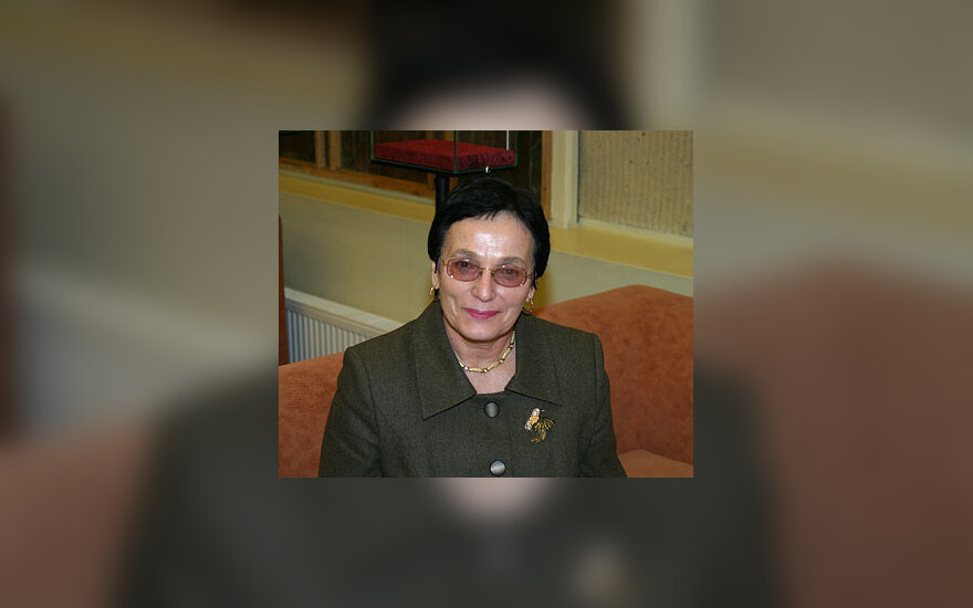 Marija Aušrinė Pavilionienė