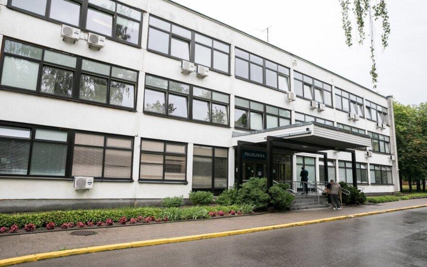 Prokuratūra pradėjo tyrimą dėl infekcijų pažeidimų Vilniaus miesto klinikinėje ligoninėje