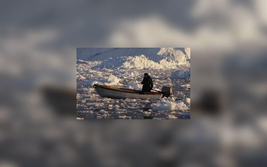 Klaipėdos uosto konkurentai įšalo lede