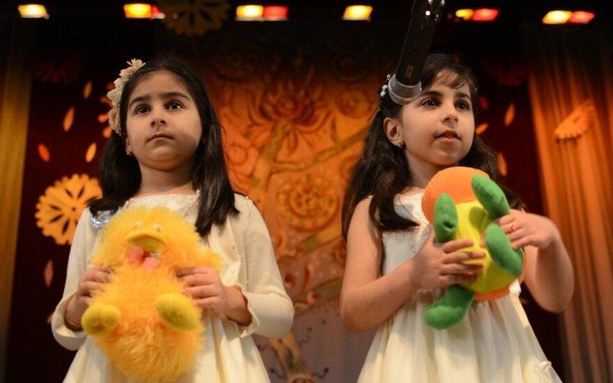 Tautinių mažumų mokyklų festivalis sugrįžo į Kauną