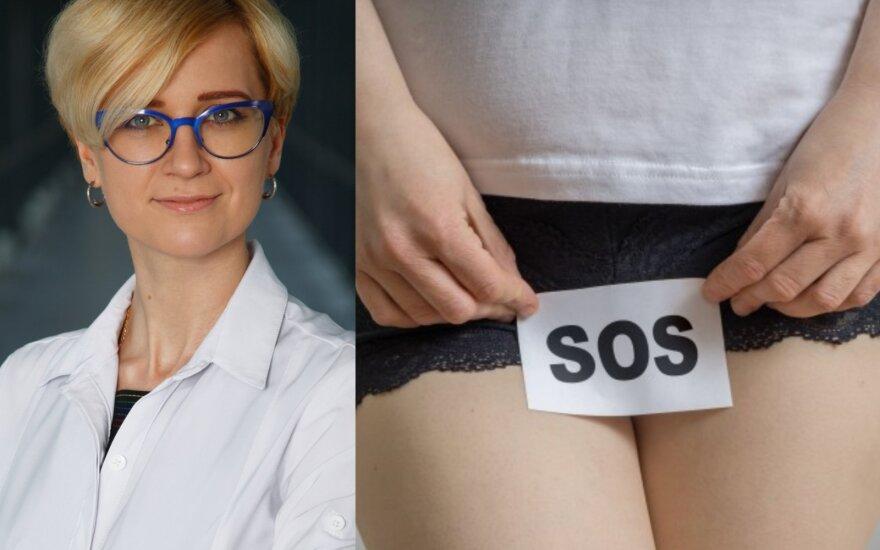 Ginekologė Raminta Baušytė