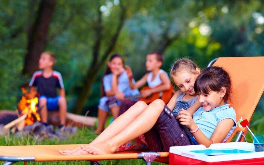 Į ką atsižvelgti renkantis stovyklą – rekomendacijos tėvams