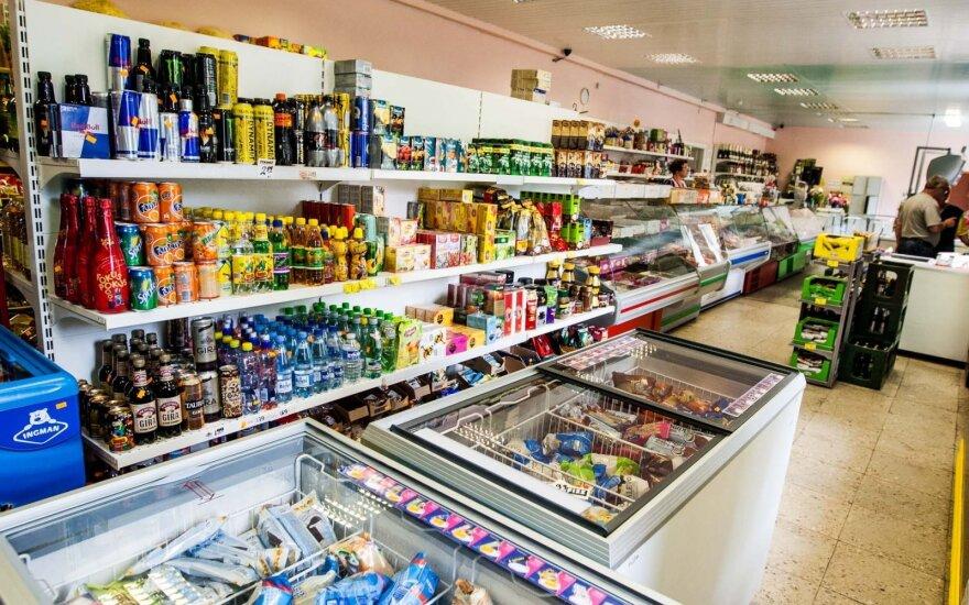 Produktų kainos keičiasi: sumažėjus akcijų kiekiui gyventojams tenka išleisti daugiau