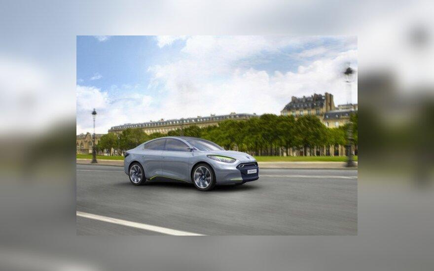 Renault Fluence ZE Concept