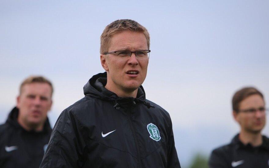 Valdas Dambrauskas (Foto: Evaldas Gelumbauskas)
