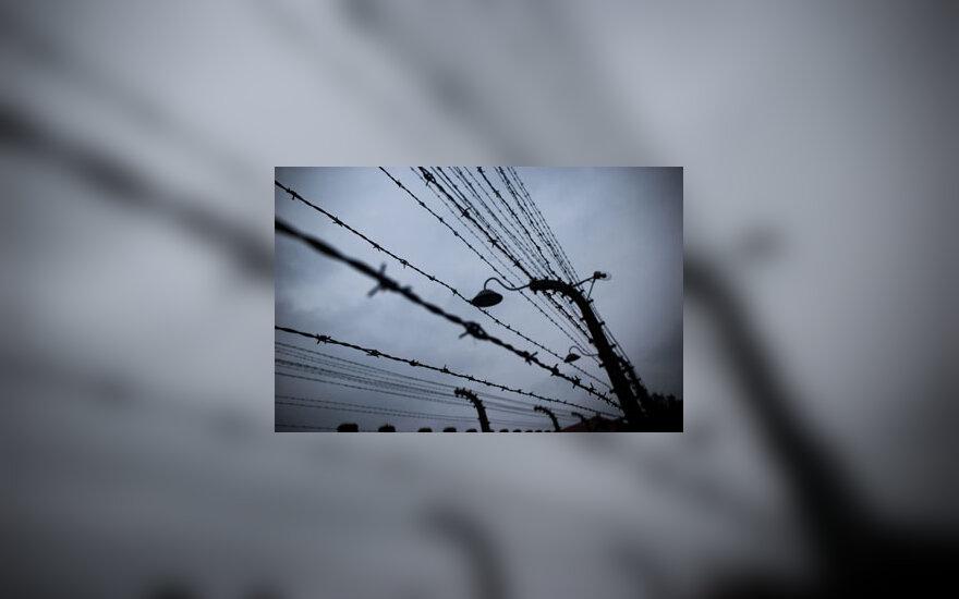 Aušvicas, holokaustas, koncentracijos stovykla, II Pasaulinis karas