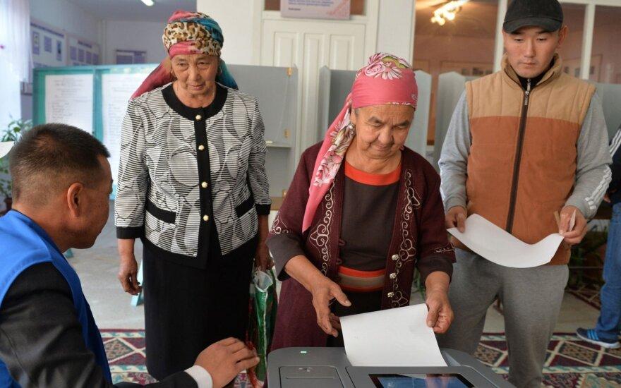 Kirgisztano parlamento rinkimai