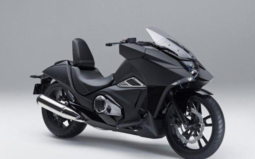 Honda NM4 Vultus koncepcija