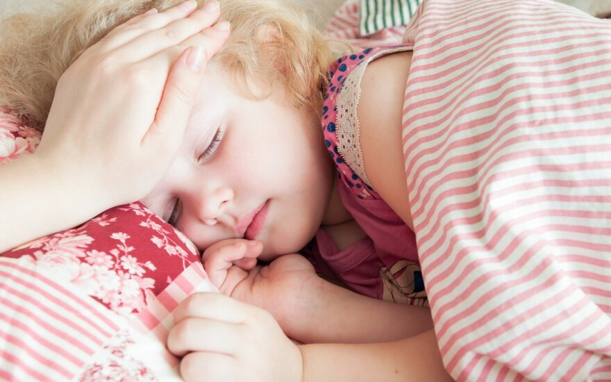 Mitai apie imunitetą arba kodėl serga ikimokyklinukai?