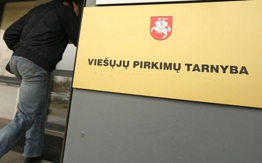 VPT abejoja, ar pakeis sprendimą dėl 200 tūkst. eurų lempų geležinkeliams pirkimo