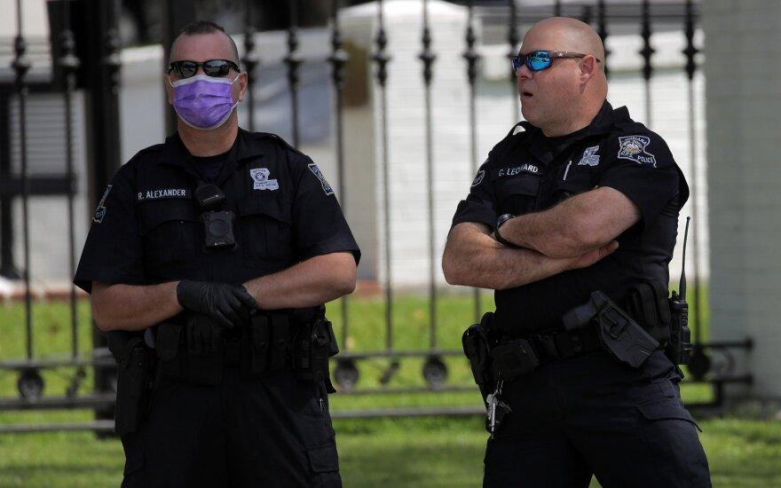 Luizijanos policija