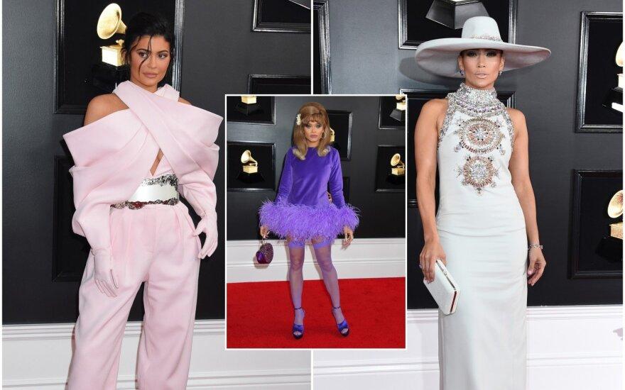 Kylie Jenner, Jennifer Lopez