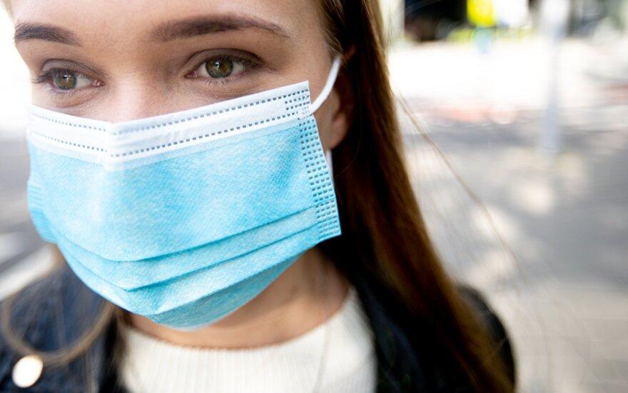 Patvirtintų naujų koronaviruso atvejų – 88: židinių žemėlapis sparčiai plečiasi