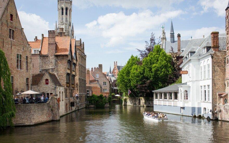 """Šiaurės Europos """"miestas ant vandens"""" primenantis pasakų šalį"""