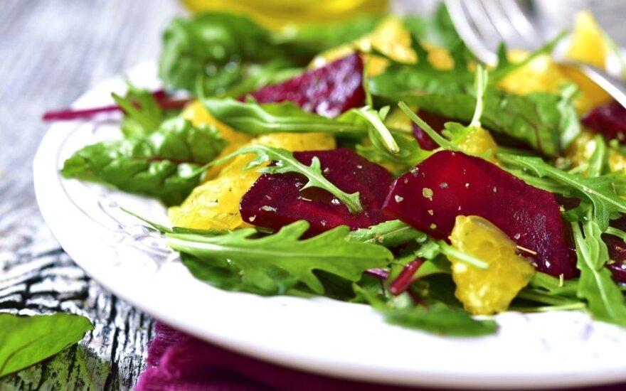 Kiek ir kokių daržovių valgyti, kad ilgiau gyventume