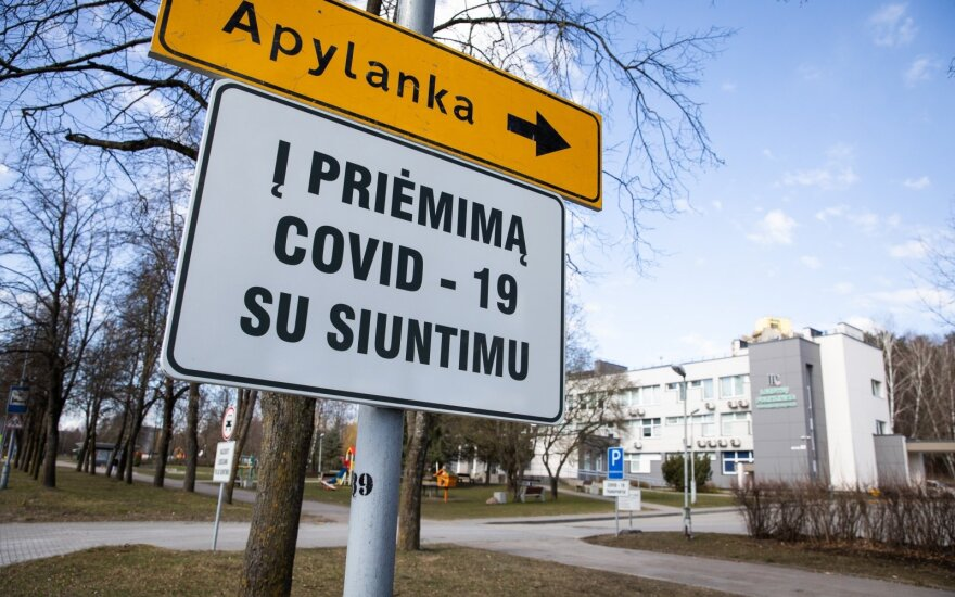 Two fever clinics set to commence operations in Vilnius on Tuesday afternoon