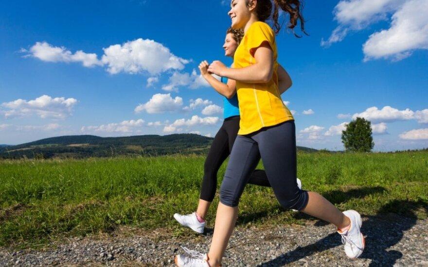 7 patarimai bėgikams: kokie įpročiai padės nugalėti