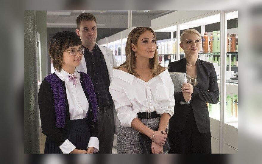 """Jennifer Lopez, kadras iš filmo """"Antrasis šansas"""""""