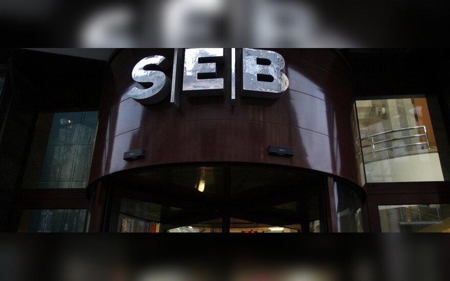 SEB sumažino indėlių palūkanas
