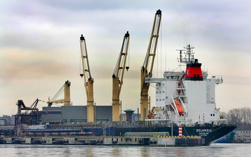 Chinese to ship 120,000 containers through Klaipėda seaport