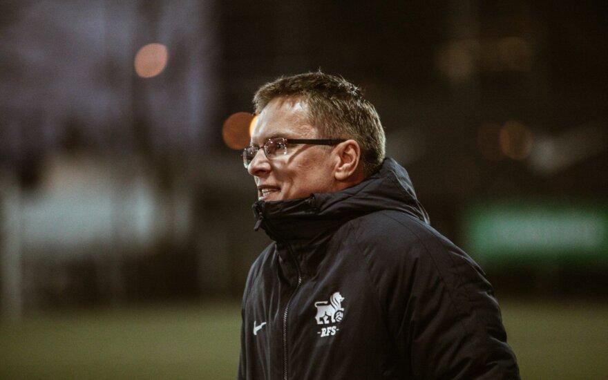 Valdas Dambrauskas (RFS klubo nuotr.)