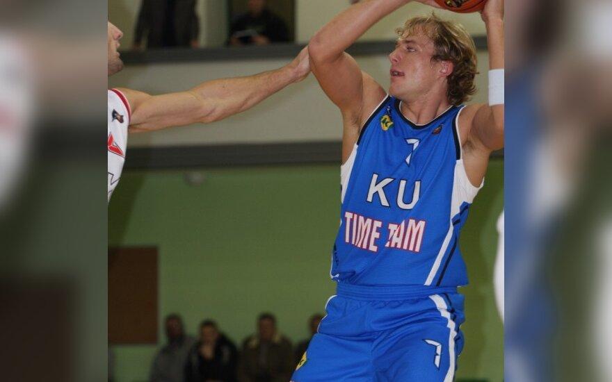 "BBL: ""Kalev/Cramo"" klubas nugalėjo VEF ekipą"
