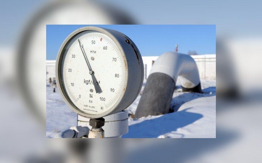 Rusija sutiko sušvelninti dujų sutarties su Ukraina sąlygas