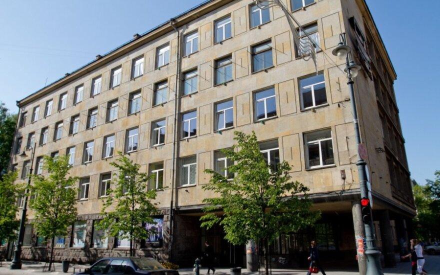 Teismas apsisprendė dėl saugomo pastato Gedimino pr. likimo