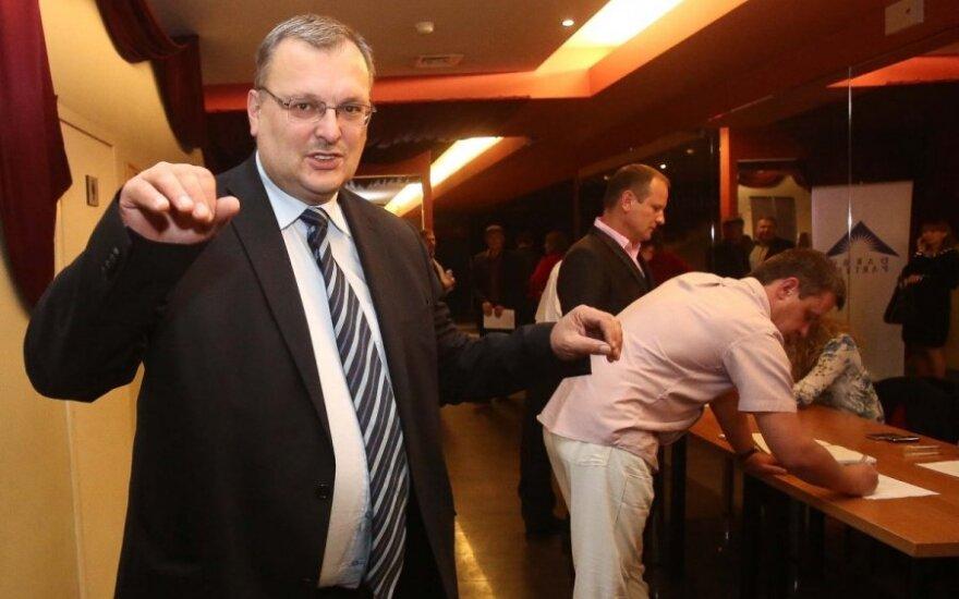 Su vėjeliu skriejusiam Seimo nariui – verdiktas