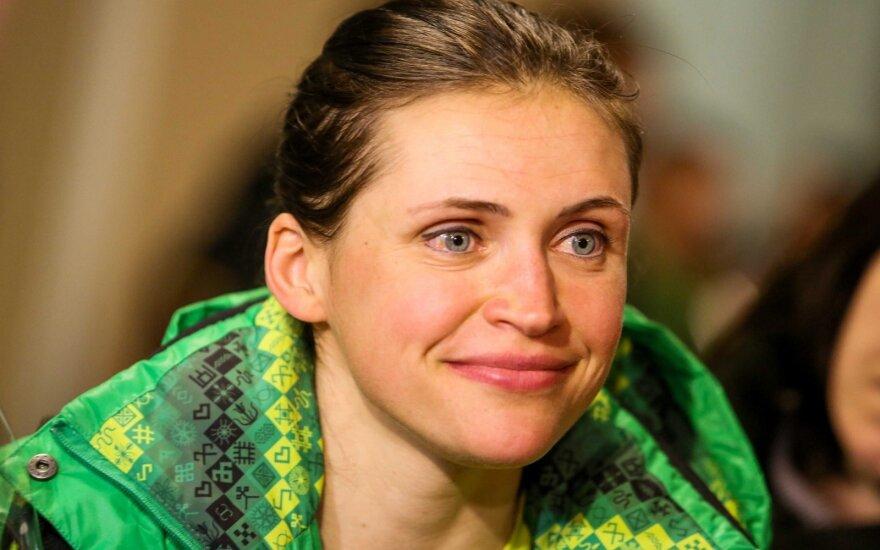 Priešolimpinį sezoną pradedanti D. Rasimovičiūtė: nepamenu, kada jaučiausi taip gerai