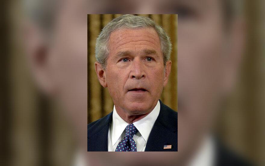 G.W.Bushas