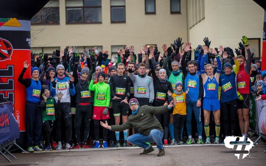 Lietuvos bėgimo taurė Kėdainiuose