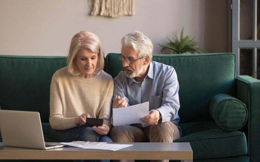 Tyrimas parodė, ką lietuviai tikisi daryti, kad išgyventų sulaukę pensinio amžiaus: jaunesnių gyventojų mąstymas netikėtas