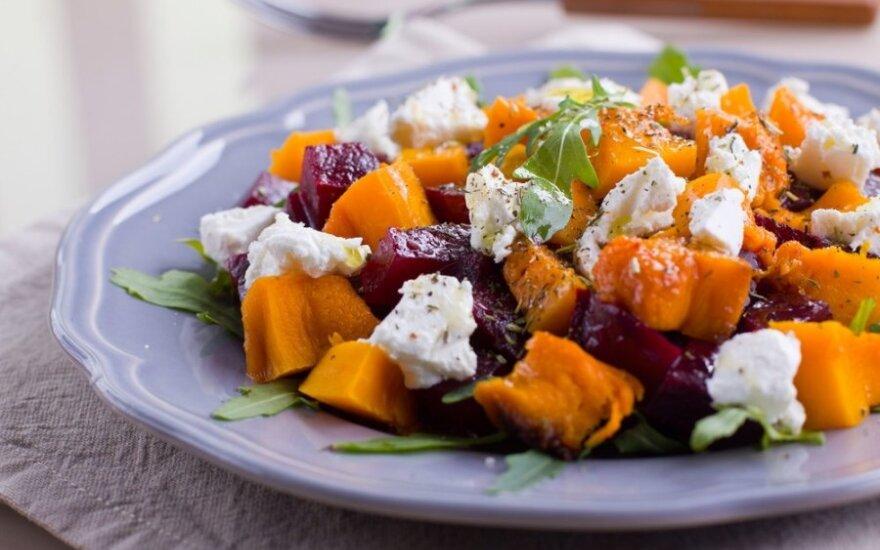 Mitybos specialistė pataria, ką geriausia valgyti šaltuoju metų laiku