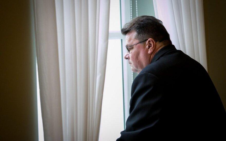 Foreign Minister Linas Linkevičius