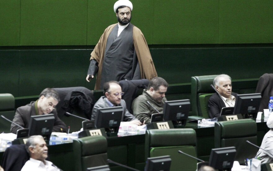 Irano parlamentas
