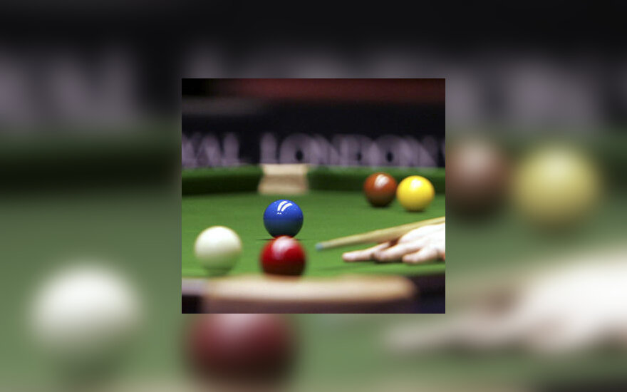 Snukeris (snooker)