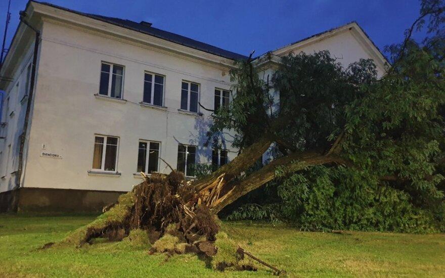 Audros nuotraukos Lietuvoje