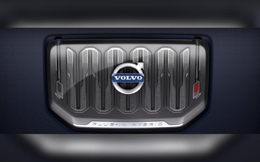 """""""Volvo"""" įdarbins 1,2 tūkst. žmonių ir didins gamybą"""